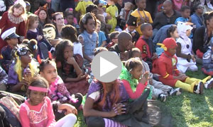 Video of 2014 Ghouls & Gourds Festival